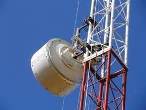 radome shield c/ antena rocket dish airmax 34 db kit antena