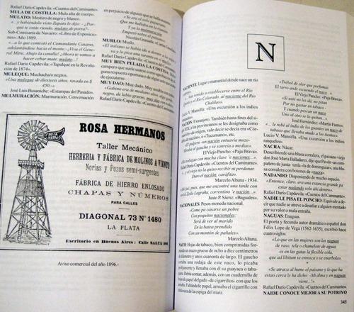 rafael dario capdevila el habla paisana 2004