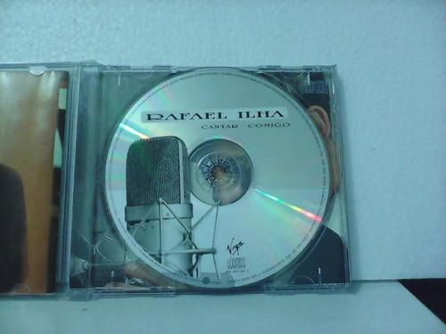 rafael ilha - cantar comigo -  cd