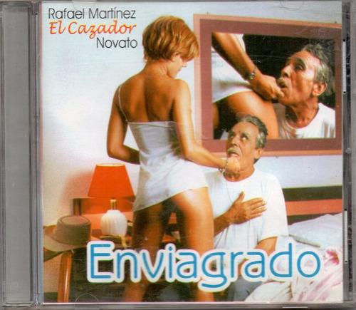 rafael martinez - enviagrado cd original usado