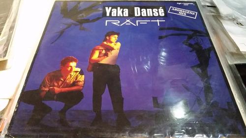raft yaka dansé vinilo maxi impecable zyx