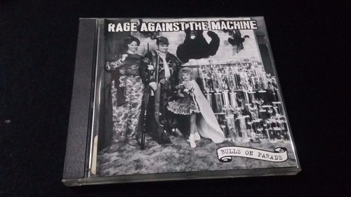 rage against the machine bulls on parade rock cd musica