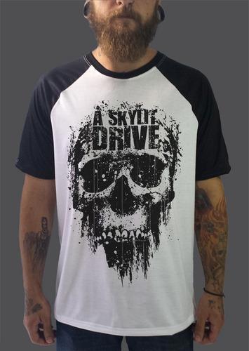raglan a skylit drive camisetas blusas moletom bandas rock