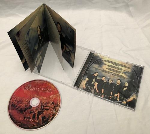 ragnarok cd - oferta metal mexicano