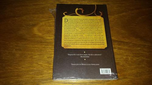 ragnarok o fim dos deuses - a. s. byatt - livro novo