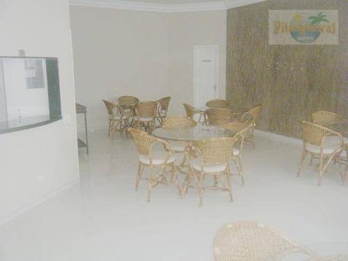 raia de pitangueiras,  próximo a praia, local nobre, para * venda ou locação anual e temporada*, lazer no prédio, 2 garagens. - ap3260