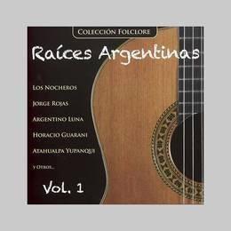 raices argentinas volumen 1 varios interpretes cd nuevo