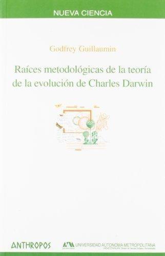 raíces de la teoría de la evolución, guillaumin, anthropos