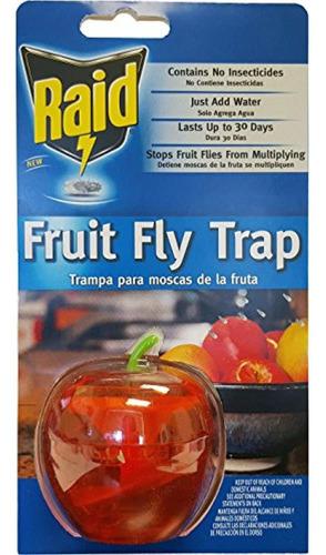 raid trampa de mosca la incursión