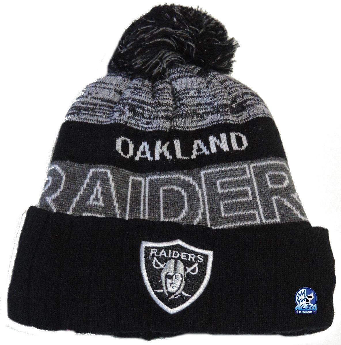 e43f429982ded Raiders De Oakland Gorro D Estambre Nac Envio Gts Nfl1 Ace70 ...
