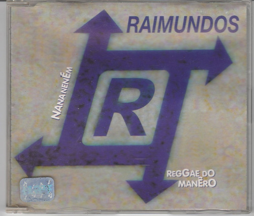 raimundos - cd single 2 músicas nana neném reggae do manêro