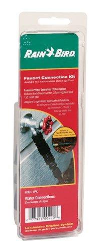 rain bird fckit-1pk kit de conexión para grifo de riego por