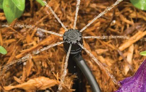 rain bird mbf4pks microaspersión de riego por goteo en estac