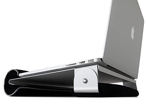 rain design ilap soporte para laptop de 13 pulgadas (patenta