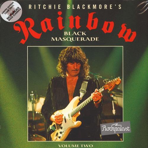 rainbow rockpalast 1995 - black masquerade vol. 2 clear