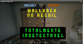 Rainbow Six Siege Hack Indetectável - Wallhack / Norecoil E+