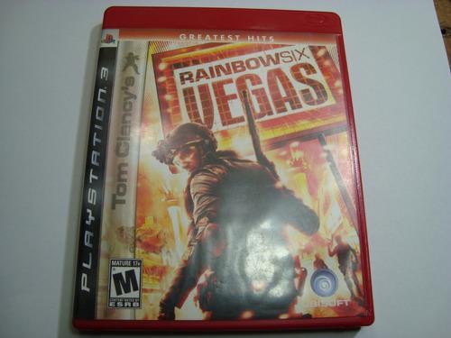 rainbowsix vegas ps3