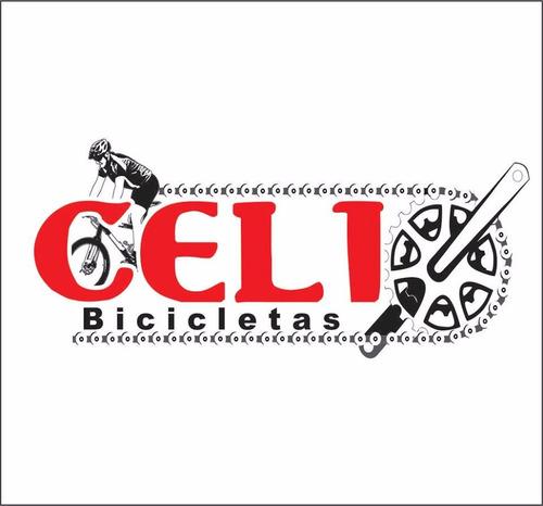 raio 72 bicicleta inox richman  natural  263mm fino