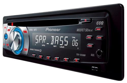 raio cd mp3 pioneer deh-3050mp funcionando 100%