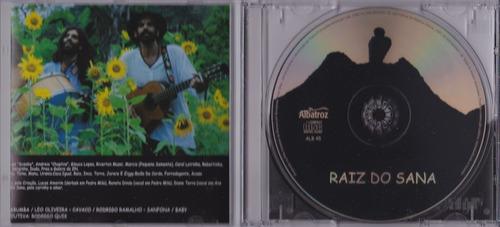 raiz do sana - cd raiz do sana - 2003
