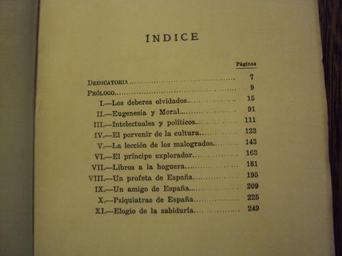 raiz y decoro de españa. gregorio marañon 1933