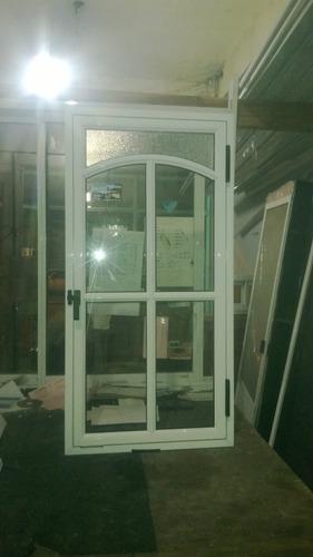 raja aluminio blanco vidrio repartido 1/4 punto