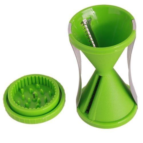 ralador espiralizador de legumes fatiador em espiral color