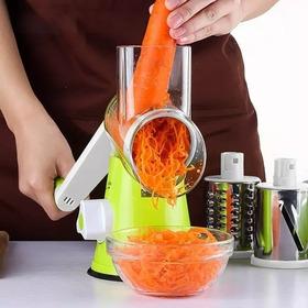 Ralador Fatiador De Legumes Mandoline Slicer Aço Inoxidável