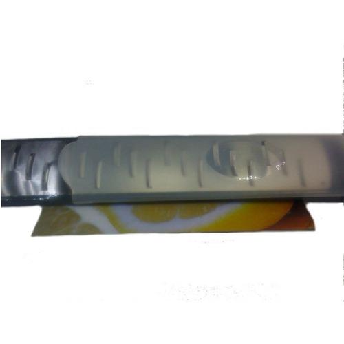 rallador manual profesional - aluminio