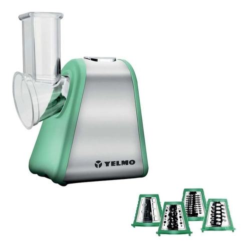 ralladora de alimentos yelmo gr-3600 cortador accesorios