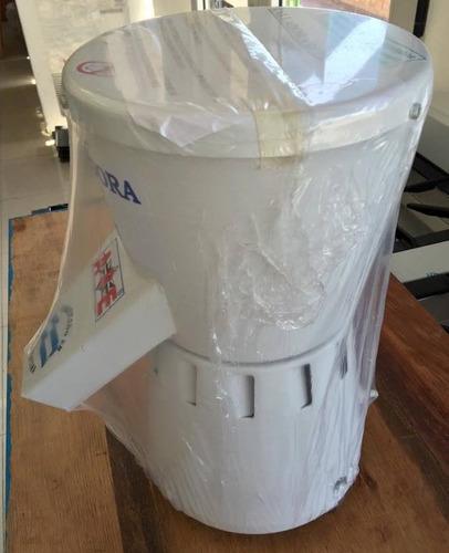 ralladora de pan electrica 15 kg