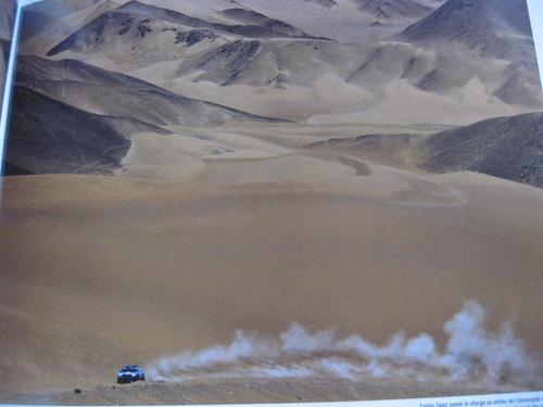 rally dakar argentina chile 2011 libro fotográfico oficial