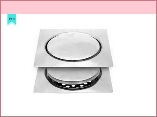 ralo inteligente click up clic 10x10 inox emma decor
