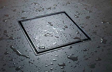 ralo invisível inox tampa oculta quadrado 10x10 não é pvc