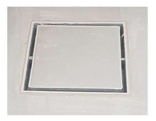 ralo invisivel oculto banheiros banho 100 mm - 6 cores