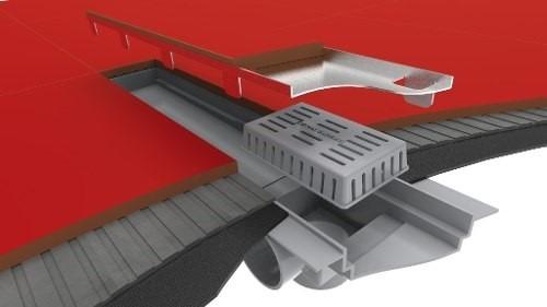 ralo linear smart 60cm sifonado com tampa oculta