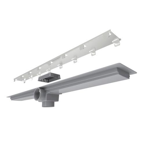 ralo linear - smart line - tampa oculta - 70cm