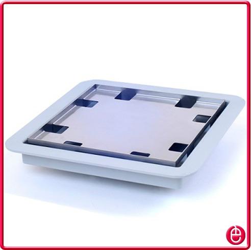ralo linear square line tampa oculta 15x15 cm rsqpo 209