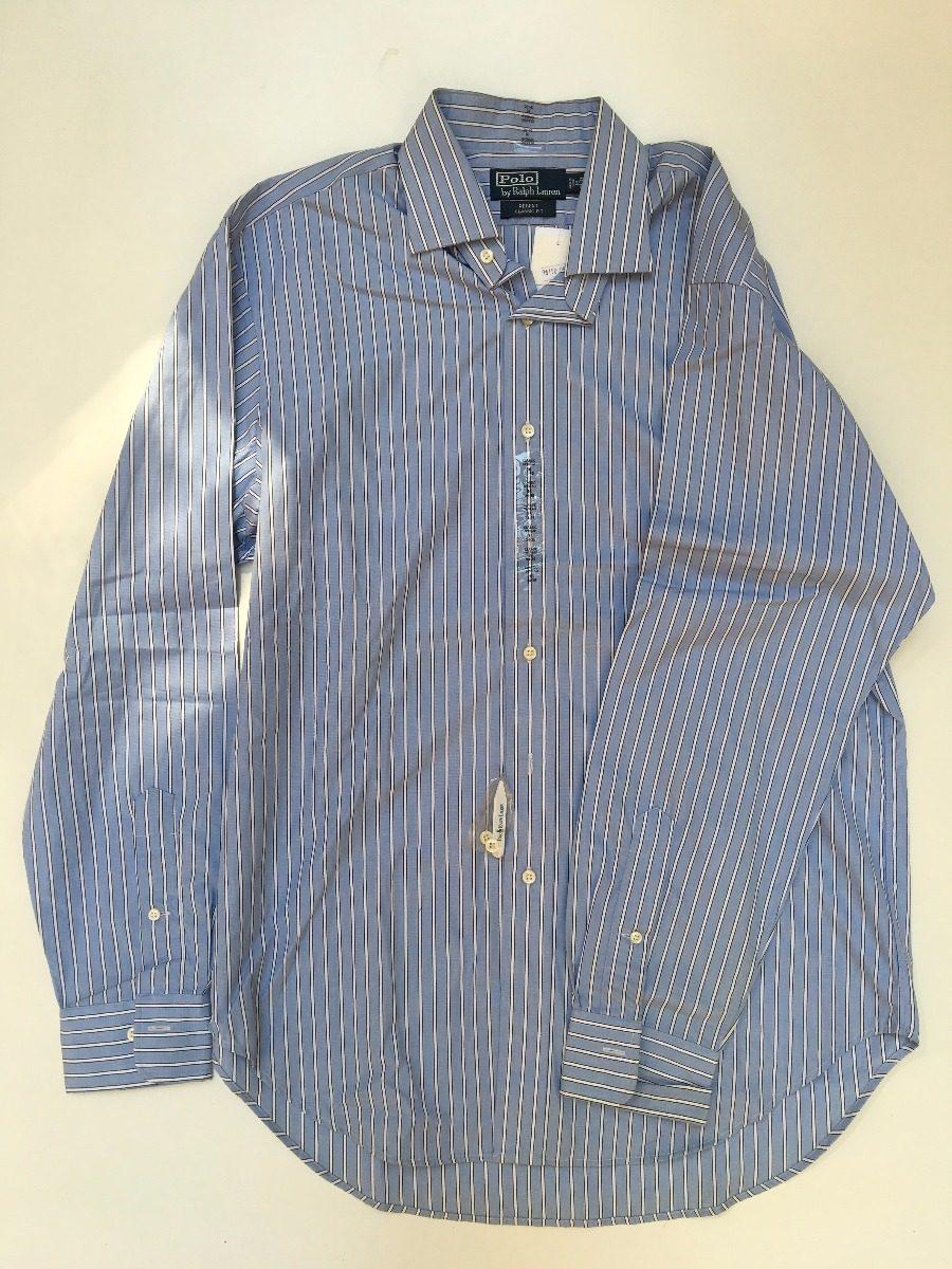 ralph lauren camisa social adulto m l g azul nova c etiqueta. Carregando  zoom. 2b6a30cf263