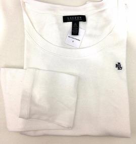 46b23ab43c Camiseta Gola V Ralph Lauren - Calçados