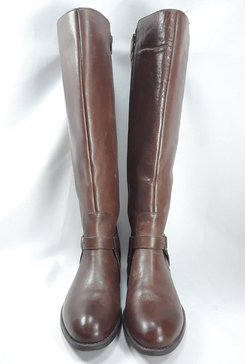 6d021cbac8 ralph lauren margarite botas altas piel cafe talla 25 mex. Cargando zoom.