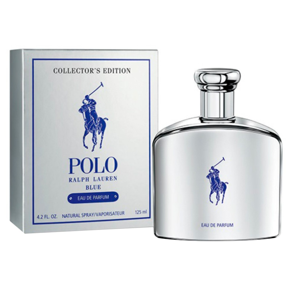 62022dad5 Polo Blue Silver Edition Ralph Lauren Masculino - Edp 125ml - R  569 ...