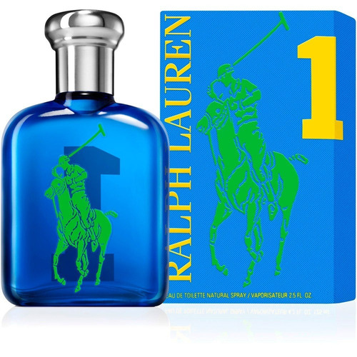 ralph lauren polo big pony 1 blue decant amostr 5ml original