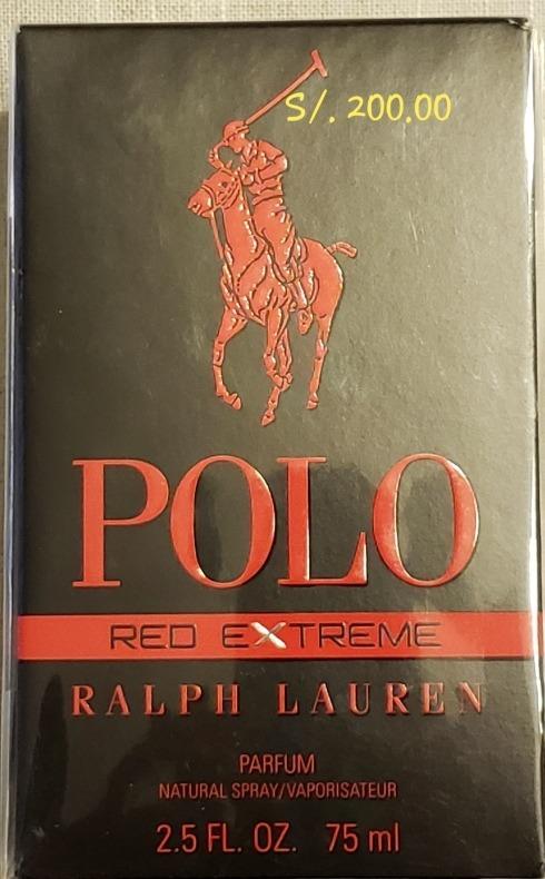 Extreme Ralph Red 75ml De Parfum Lauren Eau Polo fYmIb76gyv