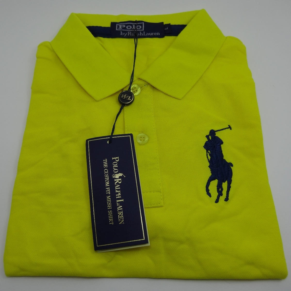ff902db189232 Playeras Polo Ralph Lauren Classic Custom Fit Polos Varios ...