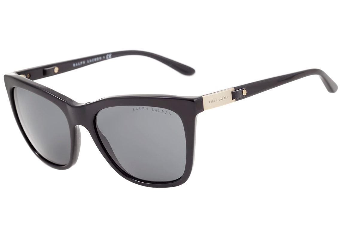 Ralph Lauren Rl 8151 Q - Óculos De Sol 5001 87 Preto - R  341,40 em ... 715c6c0e1a