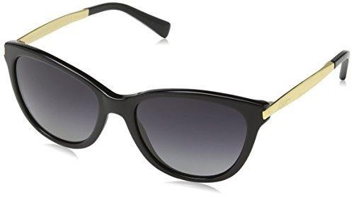 ralph  t3 black gold 5201 ojos de gato gafas de sol lente p