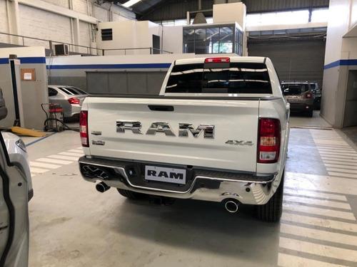 ram 1500 5.7 laramie at4x4 exclusiva venta on line