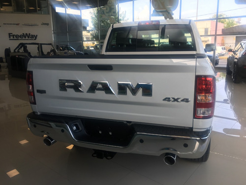 ram 1500 5.7 laramie automatica 4x4 ln 0 km ultima