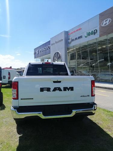 ram 1500 dt  big horn hibrida financia el 100%